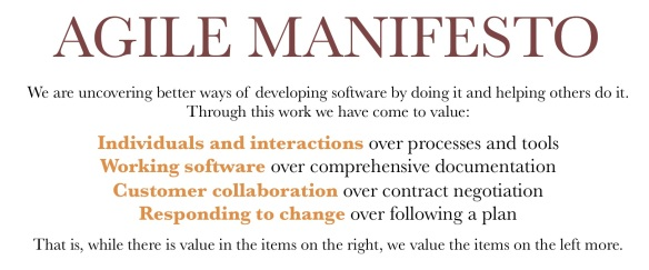Agile-Manifest